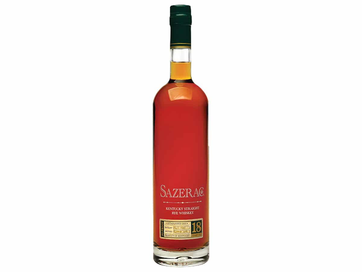 Buffalo trace antique collection sazerac 18 year old edition tasting pack 3