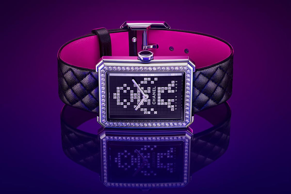 Chanel electro collection 2