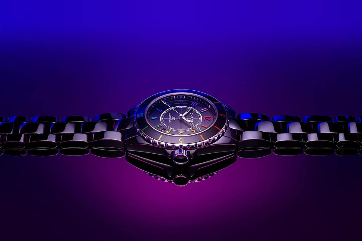 Chanel electro collection 3