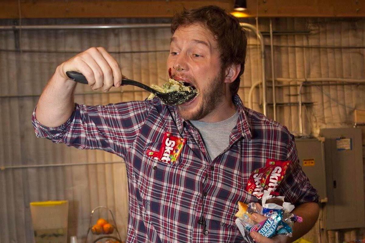 Chris pratt diet
