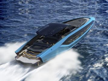 Conor McGregor Flexes New $4.9 Million Lamborghini Yacht