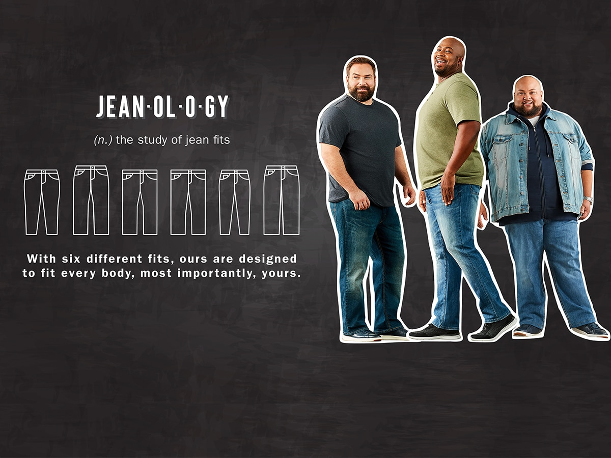 Dxl jean