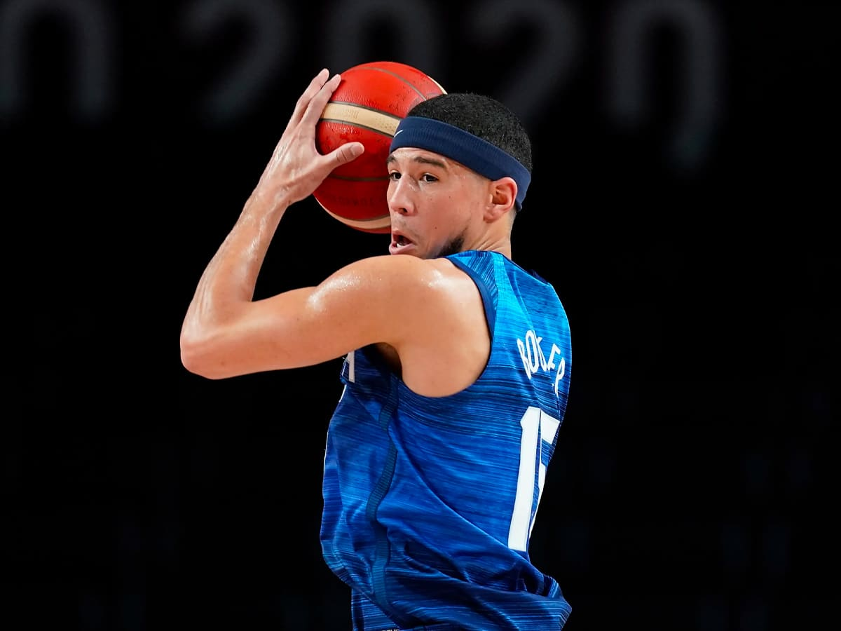 Devin booker highest paid olympians 2021