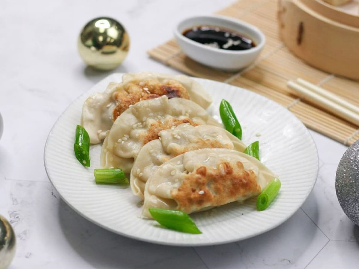 Diana chan dumplings