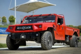 Dongfeng warrior m50 1