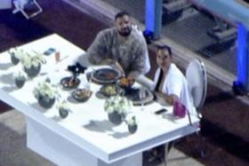 Drake date night