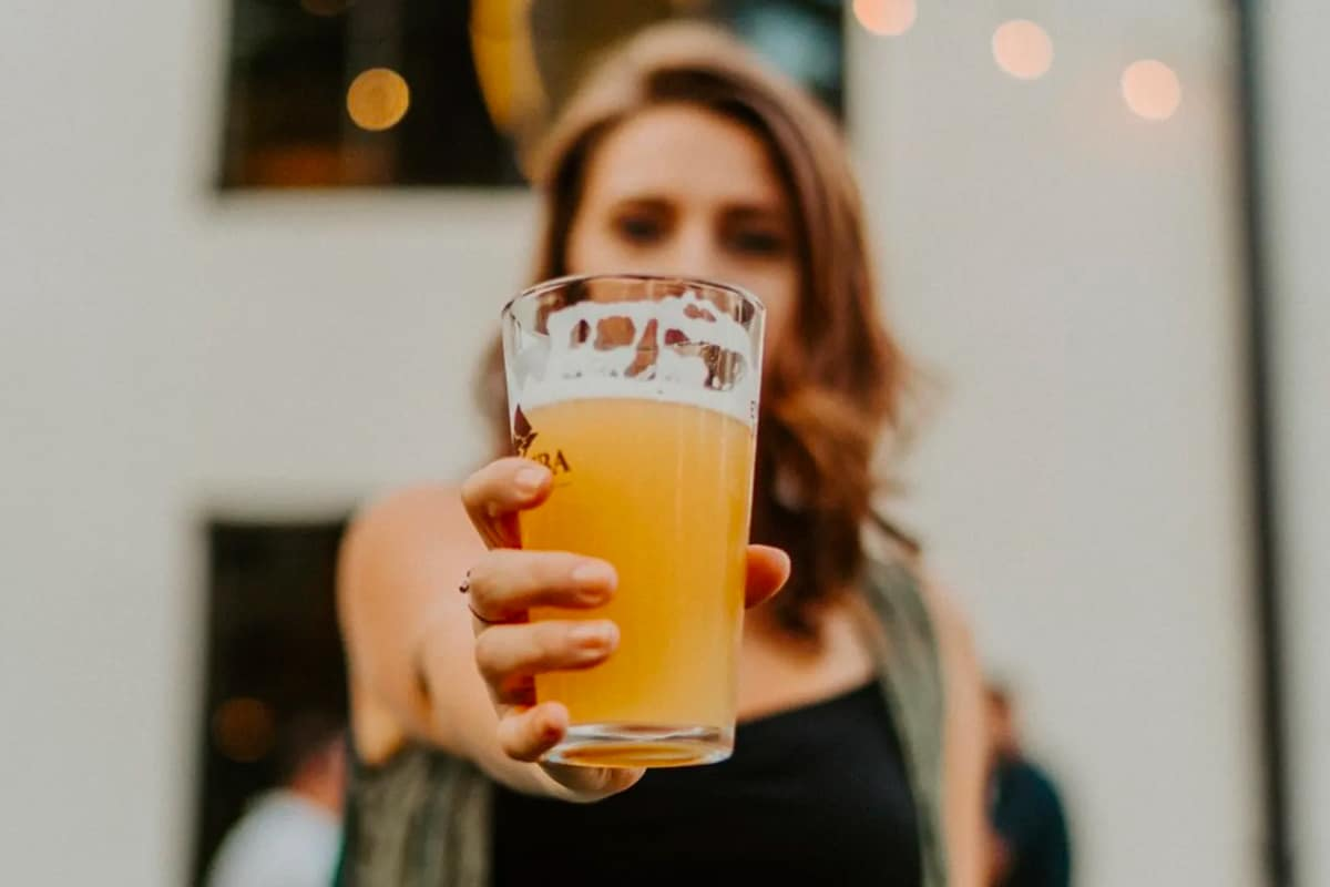 Free beer for vaccine