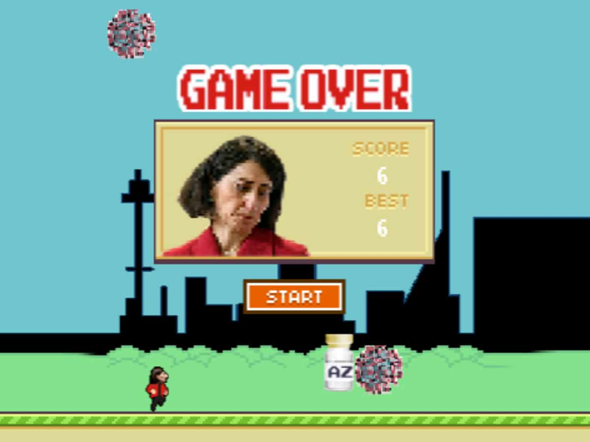 Glady Bird is the Cure to Lockdown Boredom: Collect the Vaccines and Avoid the Virus