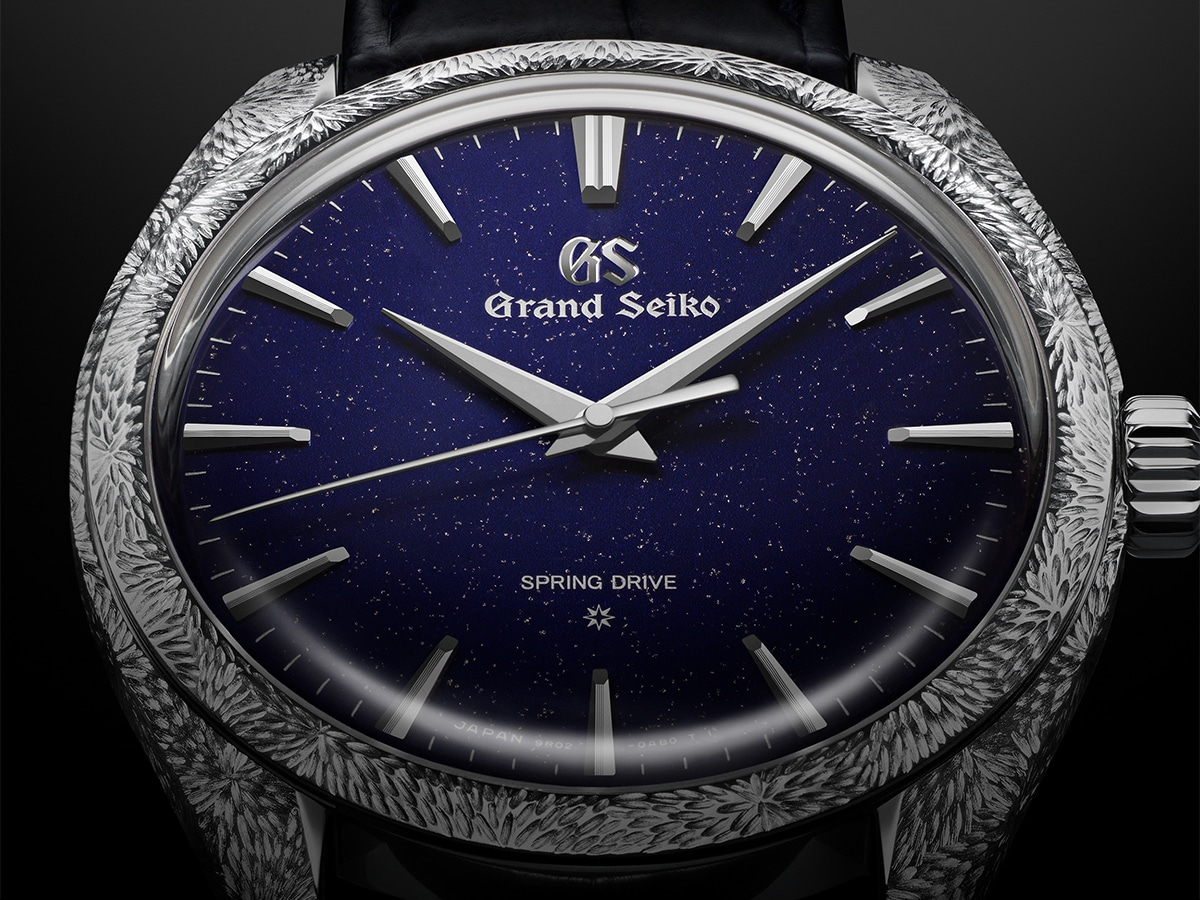 Grand seiko masterpiece collection 1