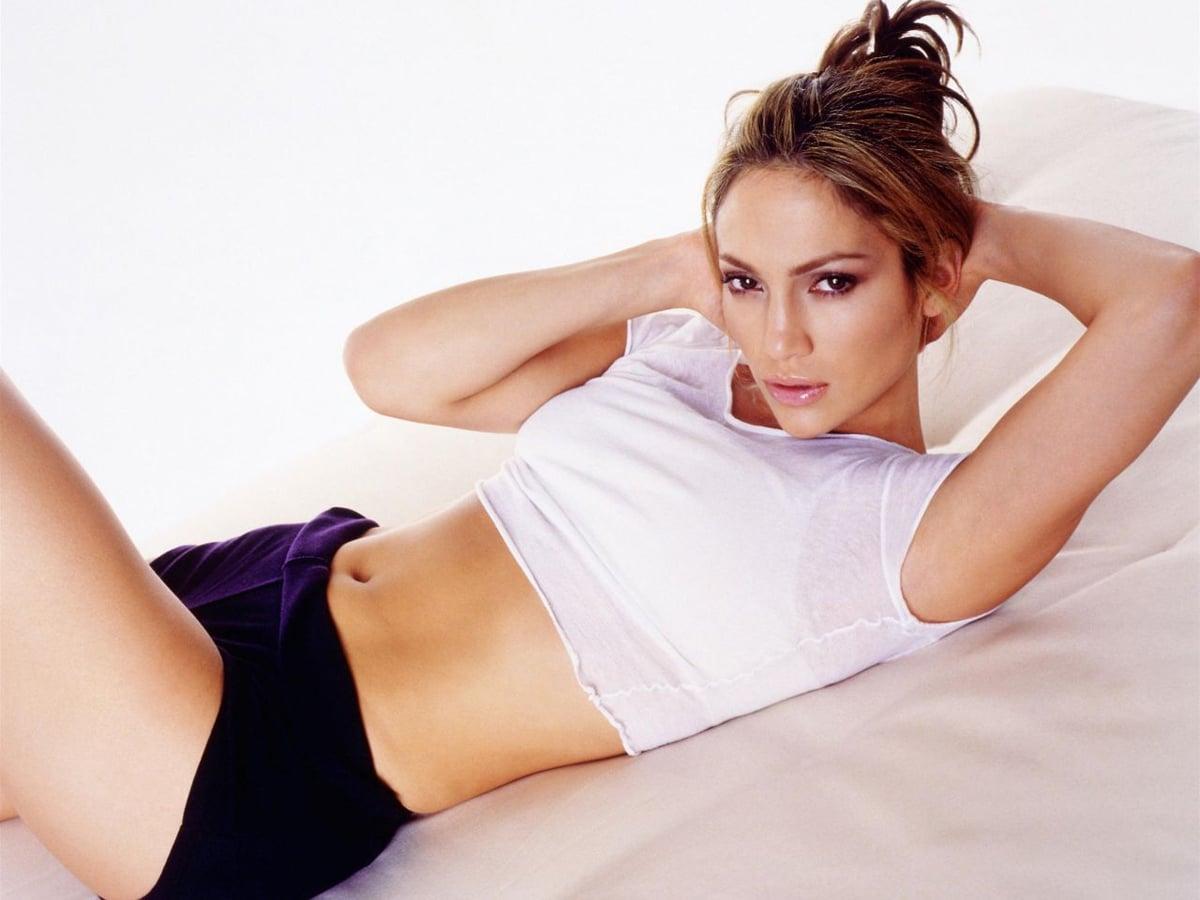 Jennifer lopez instyle magazine 1999 photoshoot 2
