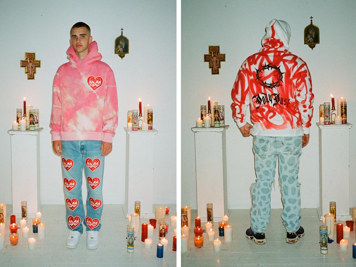 Jody just candy flip sydney hoodie