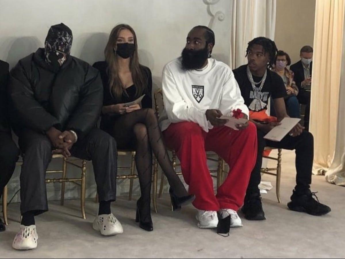 Kanye wearing 1