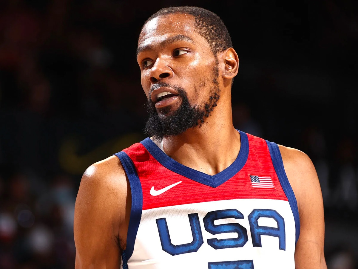 Kevin durant highest paid olympians 2021