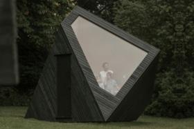 Koto house sculpture