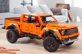 Lego technic ford f 150 8