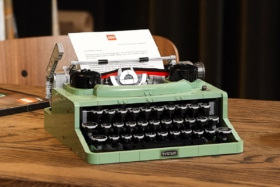 Lego typewriter 2 1