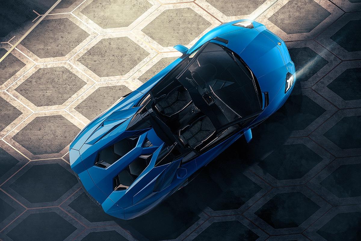 Lamborghini aventador lp 780 4 ultimae