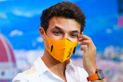 Lando Norris' $75K Richard Mille Watch Swiped After Euro 2020