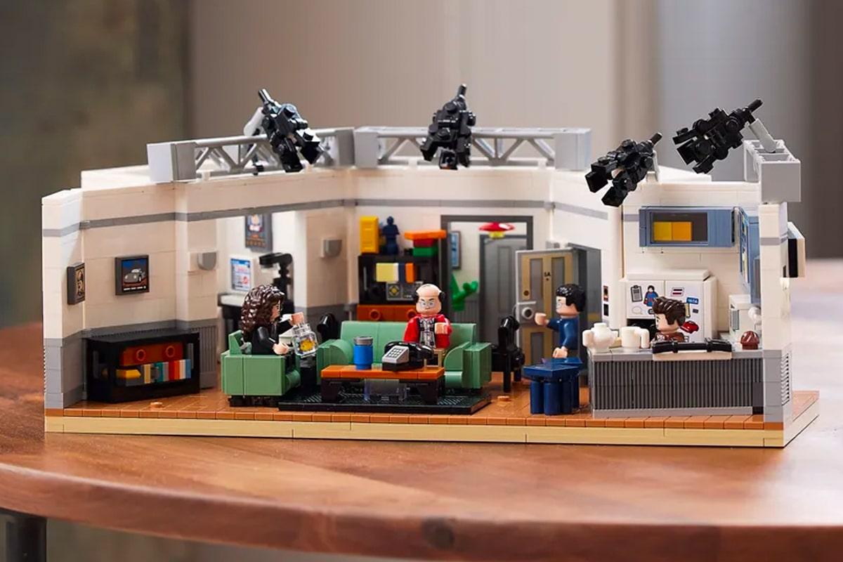 Lego seinfeld set 3