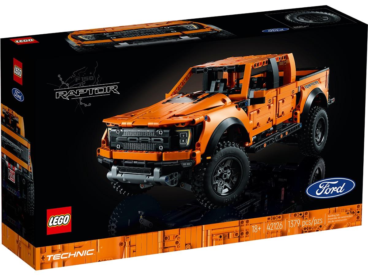 Lego technic ford f 150 1