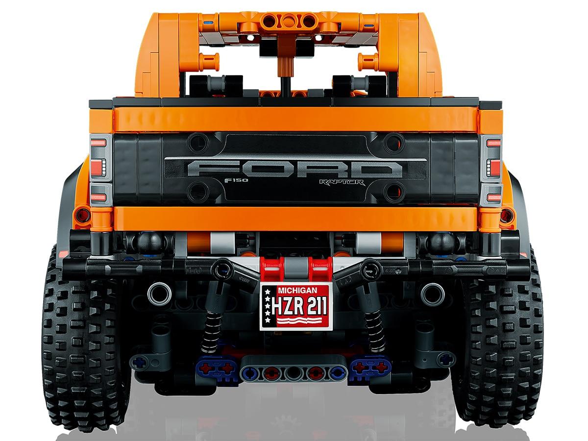 Lego technic ford f 150 3