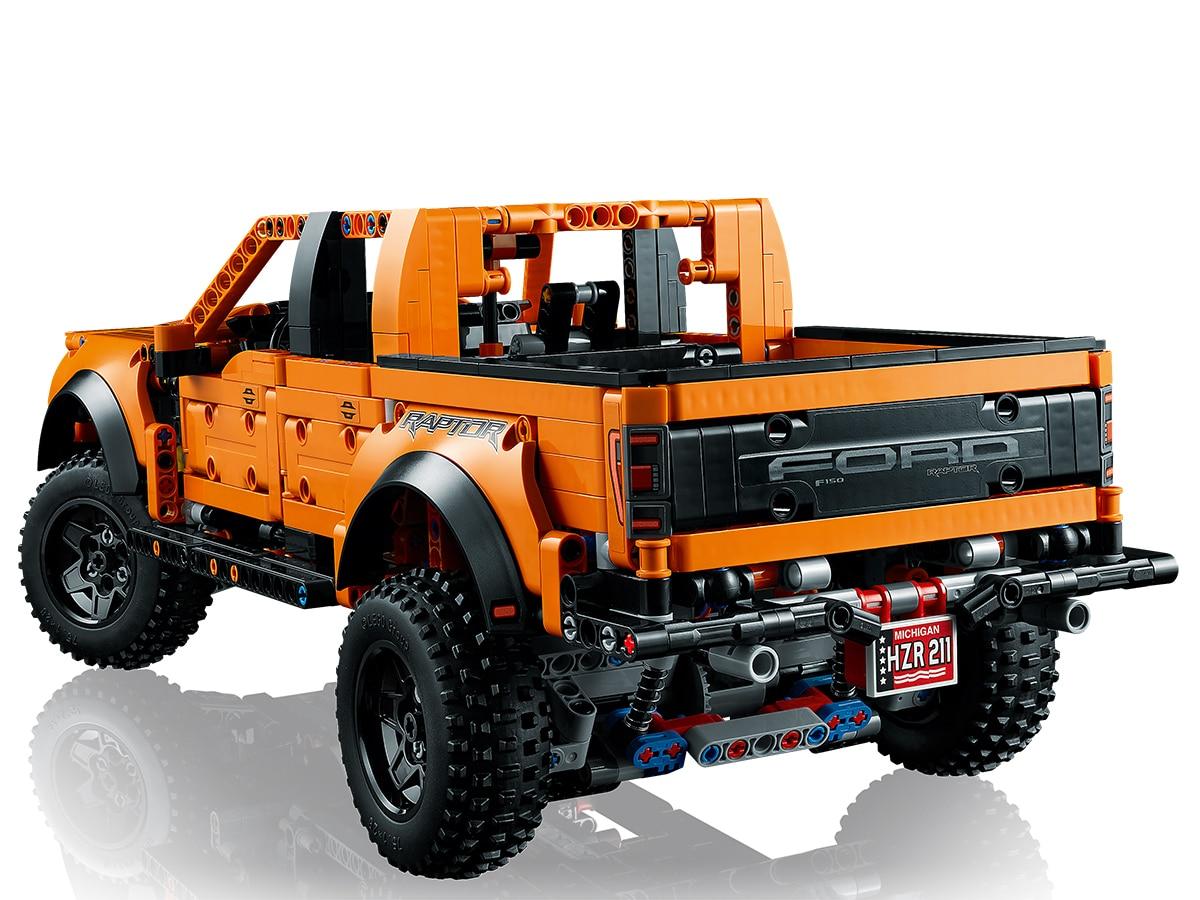 Lego technic ford f 150 4