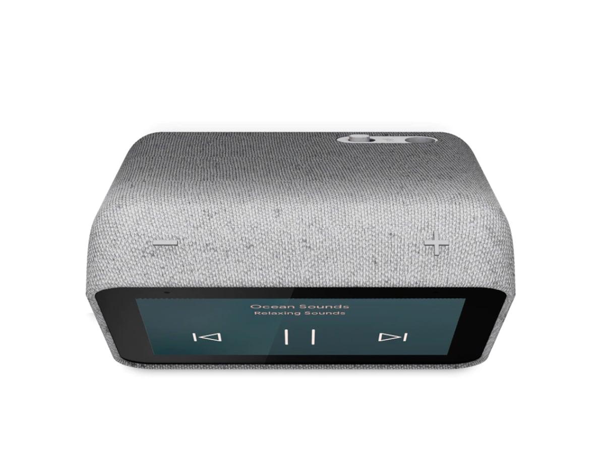 Lenovoa smart clock 2 4