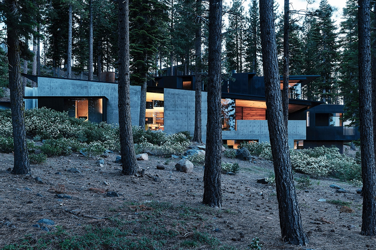 Lookout house faulkner architects 7