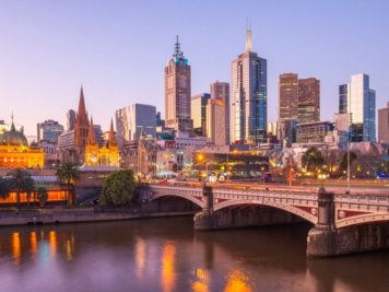 Melbourne Named Best City in the World to Work From Home