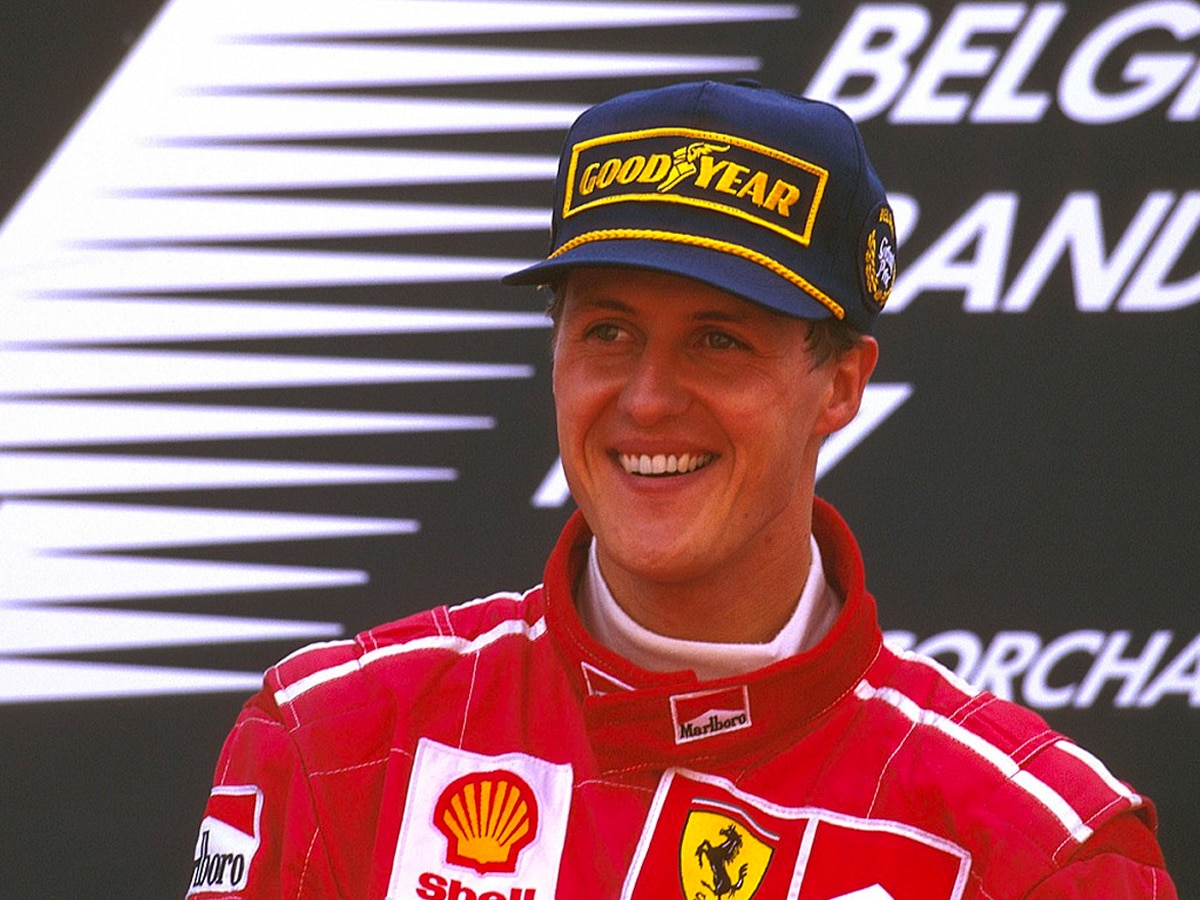 A Tell-All Michael Schumacher Documentary is Coming to Netflix in September