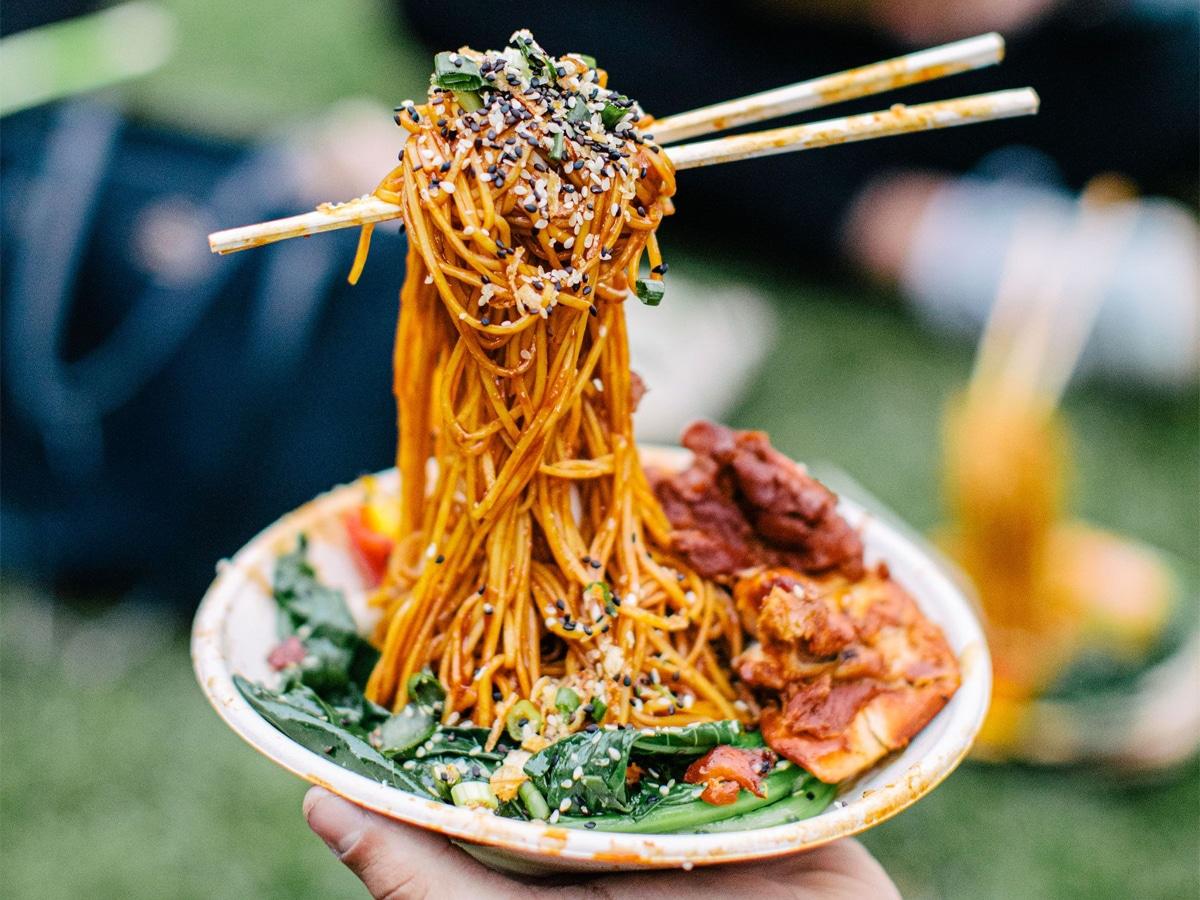 Monday munchies brisbane night noodle markets return this july