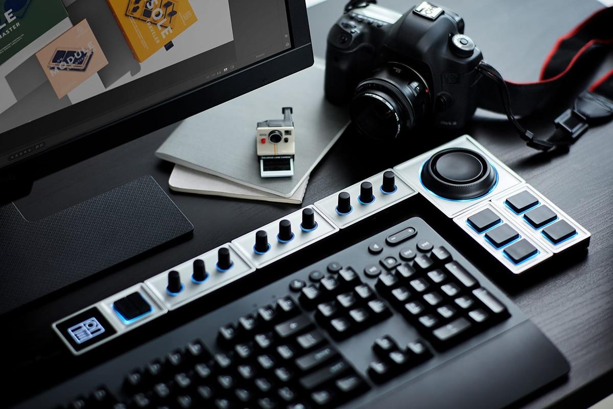 Monogram creative console 1