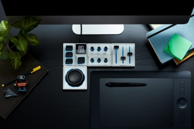Monogram Modular Console Conforms to Your Workspace