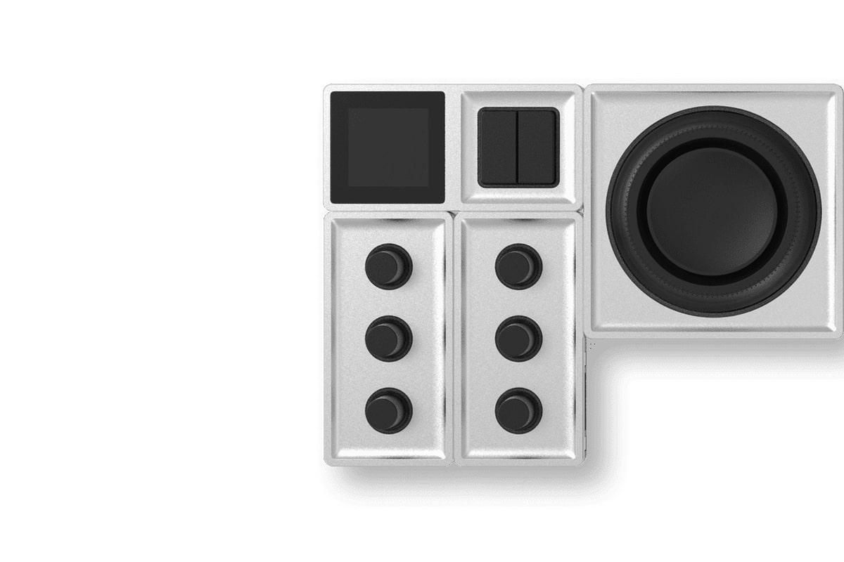 Monogram creative console 3