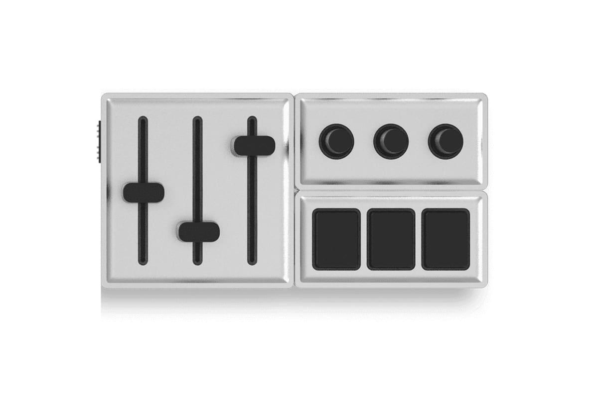 Monogram creative console 4