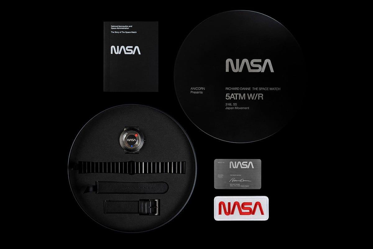 Nasa space watch by richard danne 1