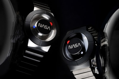 Richard Danne's Iconic NASA Space Watch is a Journey Through Time