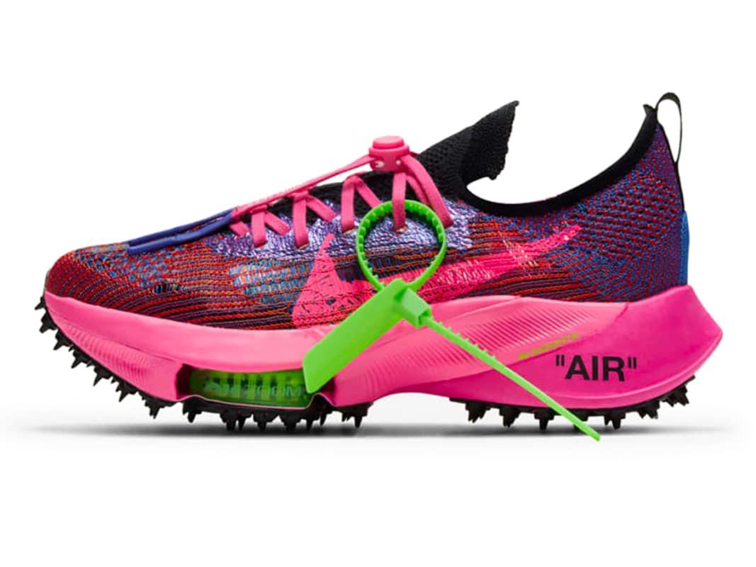 Nike x off white air zoom tempo next
