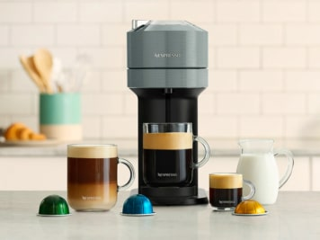 Morning Coffee Has Never Been So Easy with the Vertuo Next