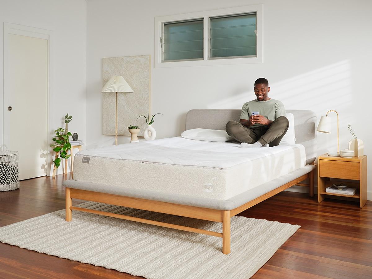 New koala mattress feature