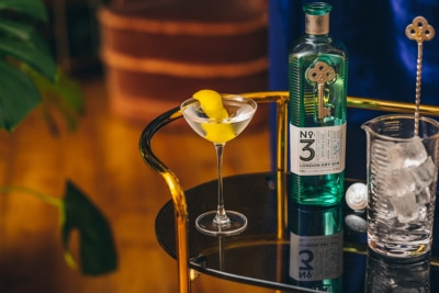 The London Dry Gin That's Been Named the World's Best 4 Times