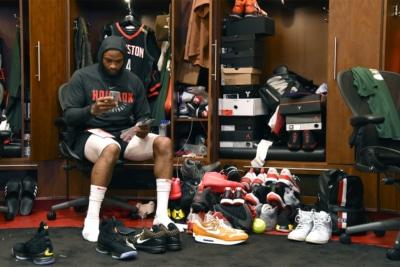 NBA's Biggest Sneakerhead 'Finals' Rotation Includes $60K Nike Air Mag