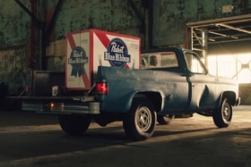 Pabst blue ribbon 1776 can