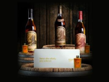 Pappy Van Winkle Tasting Pack is a Smorgasbord of Rare Bourbon