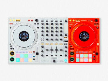 Virgil Abloh Gives Pioneer DDJ-1000-OW the Off-White Treatment