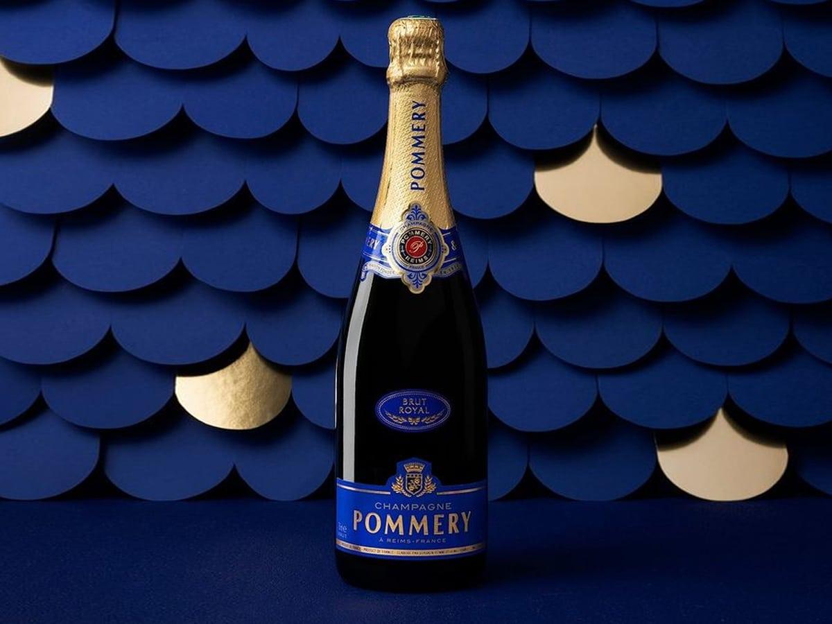 Pommery brut royal 1
