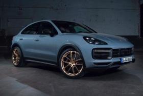 Porsche cayenna turbo gt