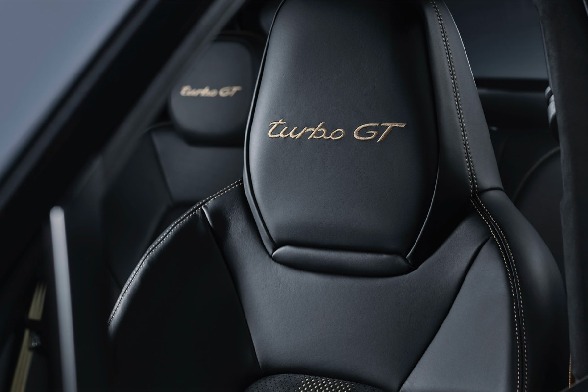 Porsche cayenne turbo gt seats