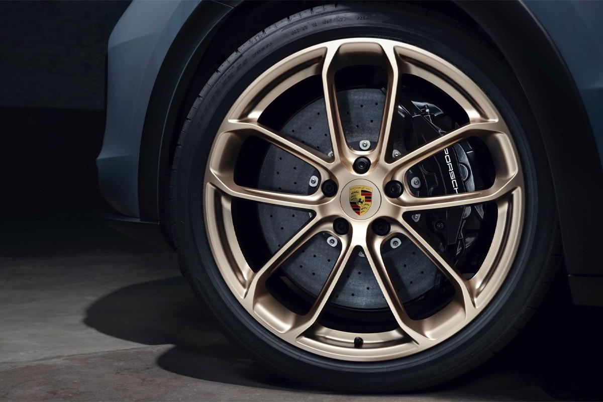 Porsche cayenne turbo gt wheels