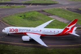 Qantas health pass